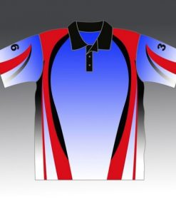 Bluered Sublimated Clothing Online in USA